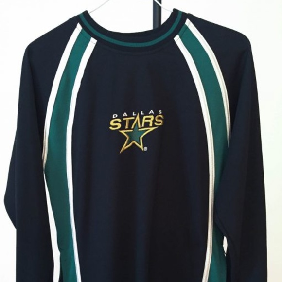meet 36d50 14a77 Dallas Stars Youth Jersey-Styled Pullover